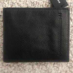 Banana Republic Bi-Fold Wallet